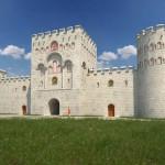 Крепостта на столицата Преслав